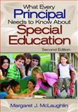 What Every Principal Needs to Know about Special Education, , 1412964156