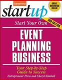 Start Your Own Event Planning Business 9781599184159