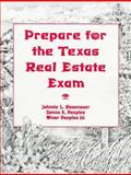 Prepare for the Texas Real Estate Exam, Rosenauer, Johnnie L. and Peeples, Donna K., 0136364160
