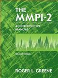MMPI-2, Greene, Roger L., 0205284167