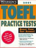 TOEFL Practice Tests 2001 9780768904161
