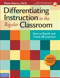 Differentiating Instruction in the Regular Classroom, Diane Heacox, 1575424169