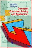 Geometric Constraint Solving and Applications, Barry C. Arnold, Enrique Castillo, Jose M. Sarabia, 3540644164