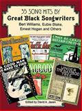 35 Song Hits by Great Black Songwriters, , 0486404161