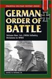 German Order of Battle, Samuel W. Mitcham, 0811734161
