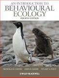 An Introduction to Behavioural Ecology, West, Stuart A. and Davies, Nicholas B., 1405114169
