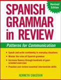 Spanish Grammar in Review, Chastain, Kenneth, 0071414169