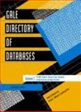 Directory of Databases 2007, , 0787684163