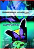 Produce Business Documents 2003, Cheryl Price, 1877364169
