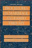 Procedures in Marriage and Family, Brock, Gregory and Barnard, Charles P., 0205134165