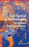 Geo-Spatial Technologies in Urban Environments : Policy, Practice, and Pixels, , 3540694161