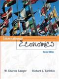 International Economics, Sawyer, W. Charles and Sprinkle, Richard L., 0131704168