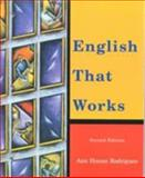 English That Works, Rodrigues, Ann Honan, 0618054162
