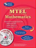 MTEL Mathematics : Fields 53, 47 and 09, Friedman, Mel and Research & Education Association, 073860416X