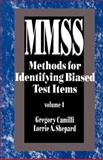 Methods for Identifying Biased Test Items, Camilli, Gregory and Shepard, Lorrie A., 0803944160