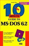 Ten Minute Guide to MS-DOS 6.2, Fulton, Jennifer, 1567614167