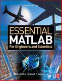 Essential MATLAB for Engineers and Scientists, Valentine, Daniel T. and Hahn, Brian D., 0750684178