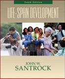 Life-Span Development with Lifemap and PowerWeb, Santrock, John W., 0073194174
