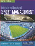 Principles and Practice Os Sport Management, Lisa P. Masteralexis and Carol A. Barr, 1284034178