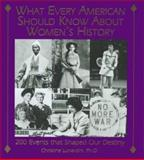 What Every American Should Know about Women's History, Christine Lunardini, 1558504176