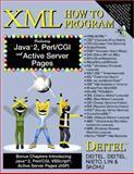XML How to Program, Deitel, Harvey M. and Deitel, Paul J., 0130284173