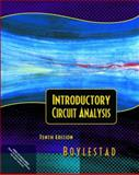 Introductory Circuit Analysis, Boylestad, Robert L., 013097417X