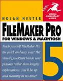 FileMaker Pro 5 for Windows and Macintosh, Hester, Nolan, 020170417X