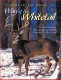 Leonard Lee Rue III's Way of the Whitetail, Rue, Leonard Lee, III, 0896584178