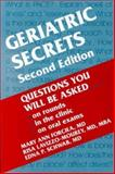 Geriatric Secrets, Forciea, Mary Ann and Lavizzo-Mourey, Risa J., 1560534176