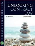 Unlocking Contract Law, Turner, Chris, 1444174177