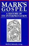 Mark's Gospel 9780809124176