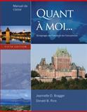 Quant a Moi, Bragger, Jeannette D. and Rice, Donald B., 1111354170