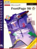 New Perspectives on Microsoft FrontPage 98 -- Introductory, Carey, Patrick, 0760054177