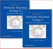 Handbook of Molecular Microbial Ecology, de Bruijn, Frans J., 0470924187