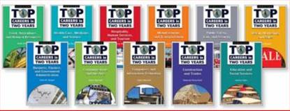 Top Careers in Two Years Set, 11-Volumes, , 0816074186