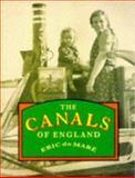 Canals of England, Eric De Mare, 0862994187
