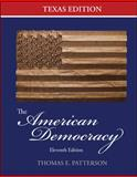 The American Democracy Texas Edition 11th Edition