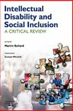 Intellectual Disability and Social Inclusion : A Critical Review, Bollard, Martin, 0443104182