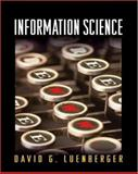 Information Science, Luenberger, David G., 0691124183