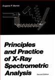 Principles and Practice of X-Ray Spectrometric Analysis, Bertin, E. P., 1461344182