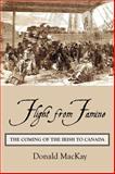 Flight from Famine, Donald MacKay, 1554884187