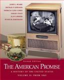 The American Promise Vol. II 9780312394189