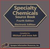 Specialty Chemicals Electronic Source Book : 5 User Network,, 1934764191