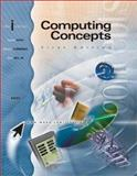 Computing Concepts : Introductory Edition, Haag, Stephen and Cummings, Maeve, 0072464194