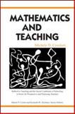 Mathematics and Teaching, Michele D. Crockett, 0805844198