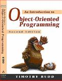 An Introduction to Object Oriented Programming, Budd, Timothy A., 0201824191