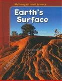 Earth's Surface 2005, MCDOUGAL LITTEL, 061833419X