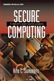Secure Computing : Threats and Safeguards, Summers, Rita C., 0070694192