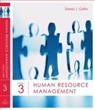 Human Resources Management, DeNisi, Angelo S. and Griffin, Ricky W., 0618794190