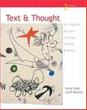 Text and Thought, Lester, Lanny Martin and Resnick, Judith, 0131114190